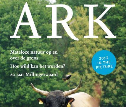 ARK Jaarverslag 2013