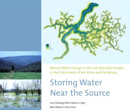 Storing water near the Source