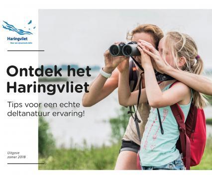 Brochure Ontdek het Haringvliet