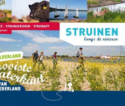 Brochure Struinen langs de Rivieren