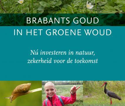 Folder Brabants Goud in Het Groene Woud