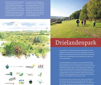 Folder Drielandenpark
