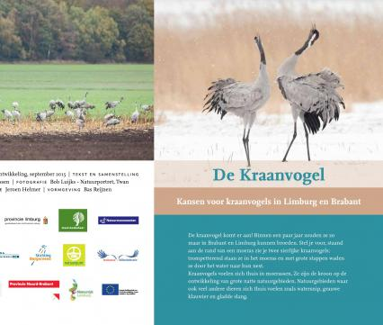 Folder Kraanvogel