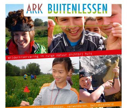 Folder Sponsor ARK Buitenlessen