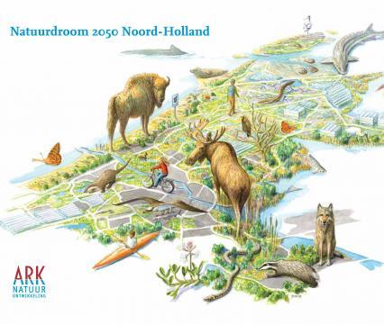 Natuurdroom 2050 Noord-Holland