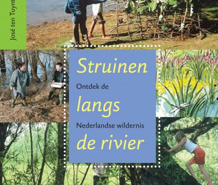 Struinen langs de rivier