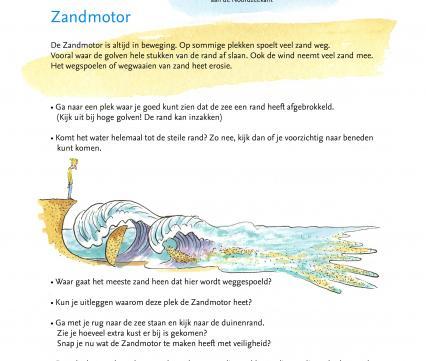 Zandmotor