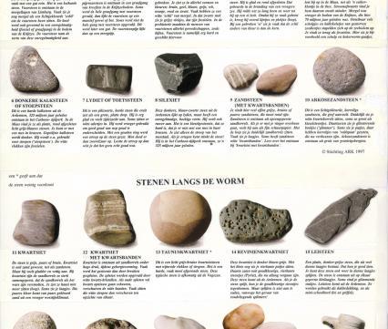 Zoekkaart Stenen langs de Maas en de Worm