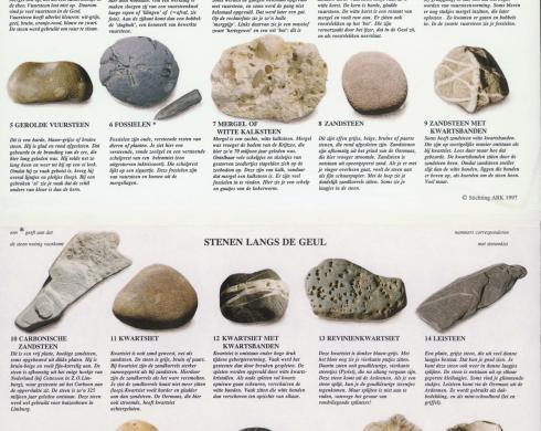 Zoekkaart Stenen langs de Geul